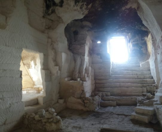Necropoli di Iumetite - Orlando Giuffreda