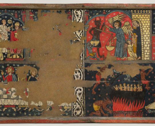 La tavola di San Michele - Domenico L. Moretti