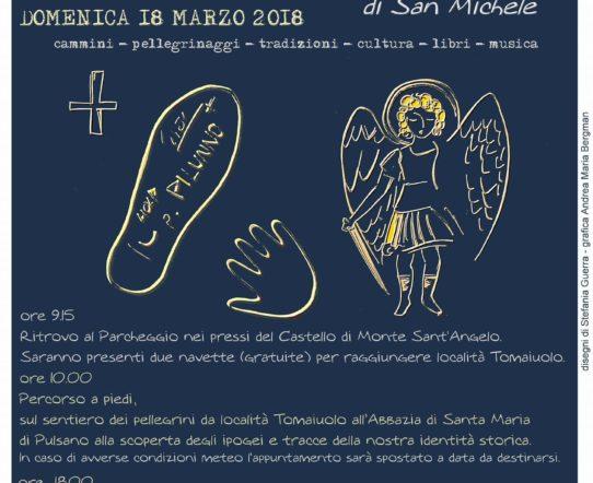 Sulle orme dei pellegrini di San Michele
