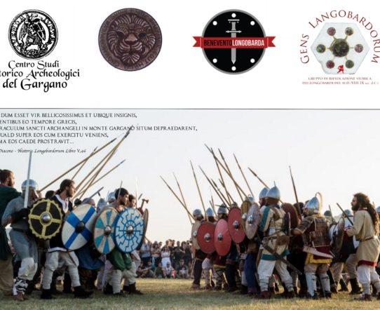 La battaglia tra Longobardi e Bizantini