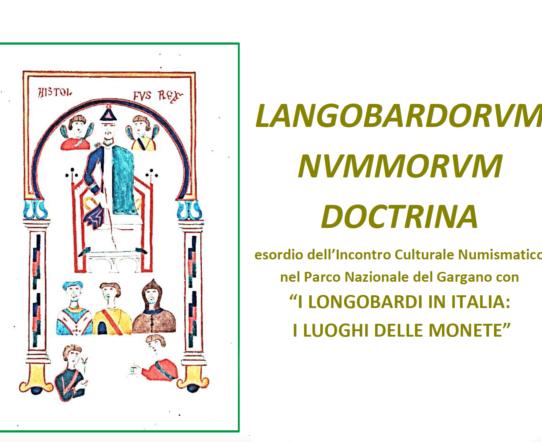 I Longobardi in italia: i luoghi delle monete - a cura del prof. Giuseppe Ruotolo
