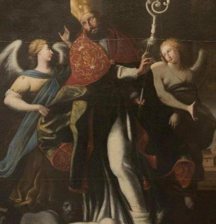 Sant'Oronzo nell'antica Siponto di Giacomo Telera