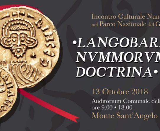 "Incontro Culturale Numismatico nel Parco Nazionale del Gargano: ""LANGOBARDORVM NVMMORVM DOCTRINA"""
