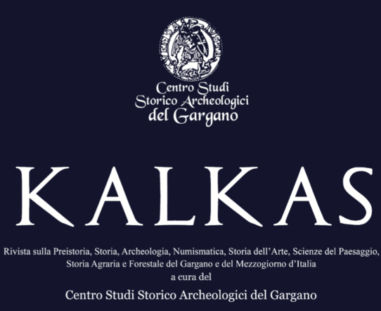 Call for Papers n° 2/2020 - Kalkas