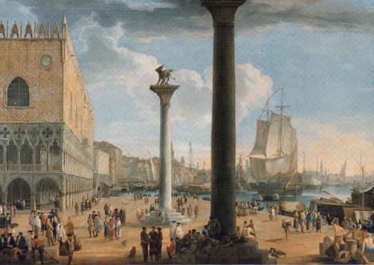 1694: Soldati Veneziani in quarantena a Manfredonia - di Giacomo Telera