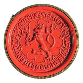 Un sigillo medievale al British Museum da Rodi Garganico: problemi di attribuzione - di Walter di Pierro
