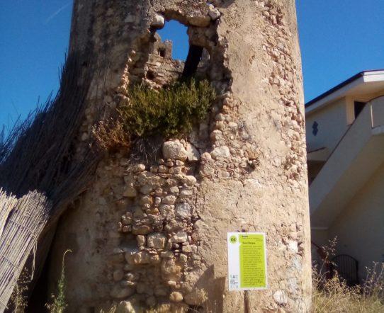 Emergenza per la Torre Varano ad Ischitella