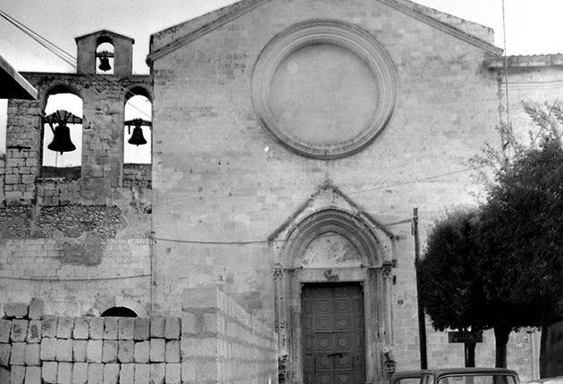 Il colosso di Barletta e la campana dei domenicani di Manfredonia