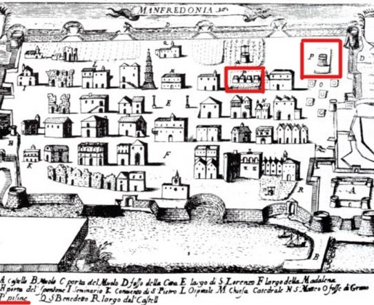Contributo sulle cisterne pubbliche di Manfredonia - di Giacomo Telera