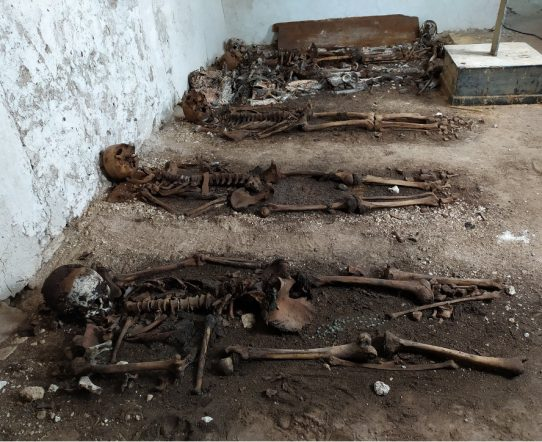 Progetto di scavo, studio e valorizzazione della cripta funeraria della chiesa della SS. Trinità di Monte Sant'Angelo